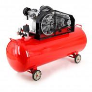 Compresor de aer industrial 300litri, 5.5kW, 2 cilindri 820l/min KraftDele KD1410