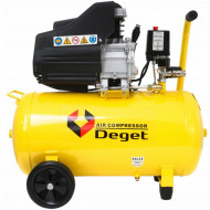 Compresor de aer industrial 50litri, 1.8kW, 220V 250L/min V81151 Verke
