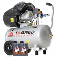 Compresor de aer profesional 50L 8 bari 3kW 380 l/min TA360