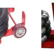 Cric pneumatic cu perna de aer 4.5 tone KraftDele KD369 TBC