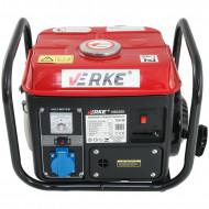 Generator Curent Electric pe benzina 220V 750W 2HP VERKE V60200