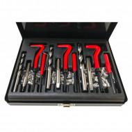 Kit profesional de reparare filete M6-M10 88 elemente VERKE V86229