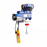 Macara electrica (electropalan) + carucior 300 Kg 600W PROCAT 300 MSW