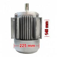 Motor electric monofazic 5.5 kW 1450 rotatii 400V 38mm B-ACE1450753F