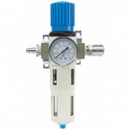 Reductor cu filtru de apa pentru aer comprimat 1/2 Verke V81234