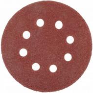 Set 10 discuri textile cu panza abraziva P120 150mm V44185 Verke