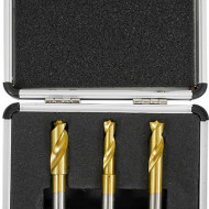 Set 3 burghie pentru sudura 6.5-8-10mm V86478 Verke