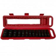 Set chei de impact 13 elemente 10-32mm KD10521 KraftDele