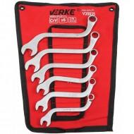 Set chei tip S pentru desfacere alternator 6 elemente VERKE V35035
