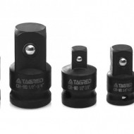 "Set de 6 adaptoare chei impact CR-MO 1/2"", 1/4"", 3/8"", si 3/4"" TA1071 TAGRED"