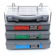 Set garnituri O-ringuri 900 elemente KraftDele KD10505 TBC