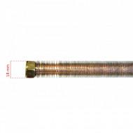 Teava racord cu radiator pentru cap compresor aer 15 mm 370 mm B-ACP1065