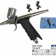 Aerograf duza 0.3/0.5mm rezervor 7/12 cmc ADLER AD-7720 MA0247.0