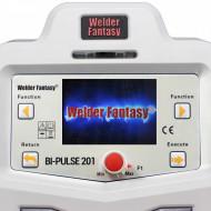 Aparat Sudura Invertor 3in1 BI-PULSE 201 MIG / MAG / PULS / DOUBLE PULSE / FCAW / MMA / TIG LIFT Welder Fantasy 230V