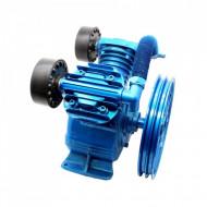 Cap compresor de aer cu 2 pistoane 920l/min 3-5kW 10 bari H2090 Blue B-ACEH2090 BLUE