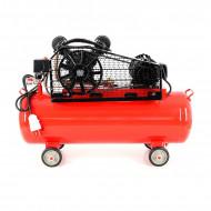 Compresor de aer industrial 200L 690l/min 2 cilindri 4.4 kW 380V KD407 KraftDele