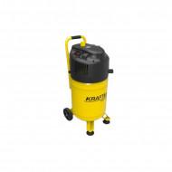 Compresor fara ulei 30L 10bar 1.5kW 240L/min KD1417 Kraftdele
