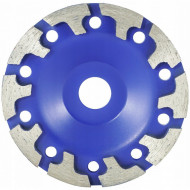 Disc diamantat pentru slefuit 125mm x 22.2mm V44206 Verke