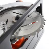 Ferastrau circular de mana 136mm 18V Li-Ion KRAFTDELE X-SERIES KD1752