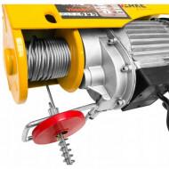 Macara electrica (electropalan) 300/600 kg, 1050W VERKE V06051