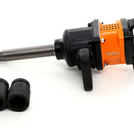 "Pistol Impact pneumatic 4800Nm 1"", 2 chei, KraftDele KD1426"
