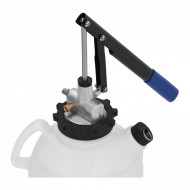 Pompa pentru schimbarea uleiului 7.5L 13 adaptoare MSW-AGP-01 MSW 10061057
