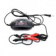 Redresor electronic digital auto 1A 6/12V 220V 10-30Ah KD1287 Kraftdele