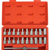 Set 21 chei speciale pentru busoane de ulei V86215 Verke