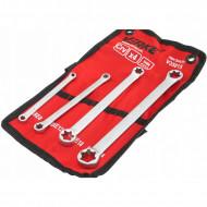 Set chei inelare tip torx E6-E24 4 elemente V35015 Verke