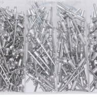 Set de 400 pop-nituri diferite marimi TA4096 TAGRED