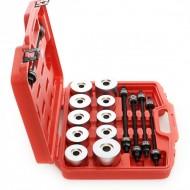 Set PROFESIONAL de Extragere Rulmenti KraftDele KD10517 TBC