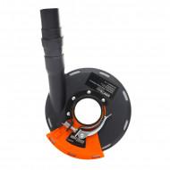 Sistem de aspirare a prafului pentru polizor unghiular 115 / 125mm KD1975 Kraftdele