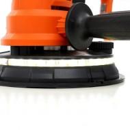 Slefuitor pentru pereti cu sistem aspirare Iluminarea LED 1400W KD1540