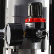 Statie de gresat actionata pneumatic recipient 12L VERKE V86140
