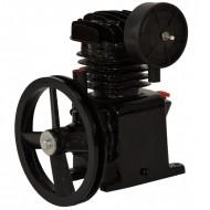 Cap compresor de aer cu 1 pistoan 1.1kW 80L/min KraftDele KD1400 TBC
