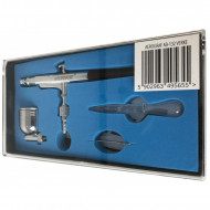 Aerograf duza 0.33mm 7 ml 15-40l/min VERKE AB-132 V81287