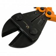 """Cleste fier beton 750mm 30"""" 12mm cu manere ergonomice VERKE V06254"""