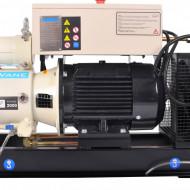 Compresor cu palete AIRVANE 4 kW 0,53 m3/min 10 bari ultrasilentios