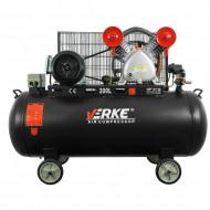 Compresor de aer industrial 200litri 5.5kW 400V 600 L/min V81126 Verke