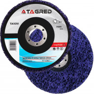 Disc abraziv piatra sponce 125mm TA1051 TAGRED