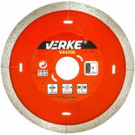 Disc diamantat pentru beton 125X22.2X1.2 mm V44350 Verke