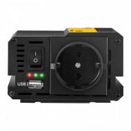 Invertor auto de putere 800W 12-220V MSW-CPI800MS 10060773 MSW