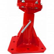 Macara girafa montare fixa atelier/masina 360 grade 1t VERKE V80138
