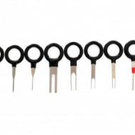 Set 18 bucati extractor de pini din mufe auto KD1133 Kraftdele