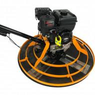 Slefuitor de beton elicopter finisare pardoseli 5HP 100cm Verke V10130