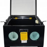 Cabina de sablat cu capacitatea de 90 litri V81085 Verke