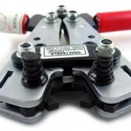 Cleste de sertizat presare hexagonală 6-50 mm² 8T KraftDele KD10257