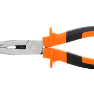 Cleste Patent cu Varf Ascutit 200 mm KraftDele KD10808
