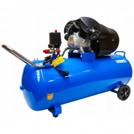 Compresor de aer industrial 100litri 2.8kW 220V 390 L/min V81116 Verke