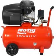 Compresor de aer industrial 50litri, 2.2kW, 220V 440L/min N3422 NOTIG